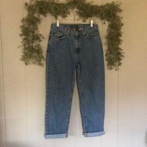 Vintage 80's RALPH LAUREN Mom High Waist Jeans